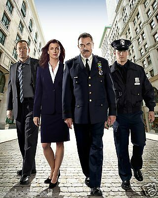 Blue Bloods Cast 8 x 10 GLOSSY Photo Picture