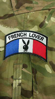 Moral Patch French Lover