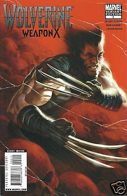 Wolverine Weapon X comic issue 2