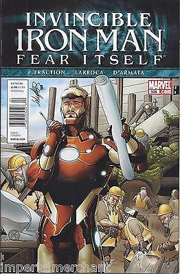 Invincible Ironman comic issue 506