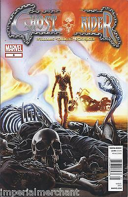 Marvel Ghost Rider comic issue 6