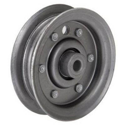 """131494 Flat Idler Pulley for Universal Makes & Models 3.060"""" OD and 3/8"""" ID"""