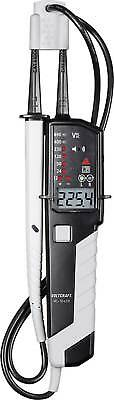 Zweipoliger Spannungsprüfer VOLTCRAFT VC 55LCD 12 - 690 V AC/DC LED/LCD/Summer