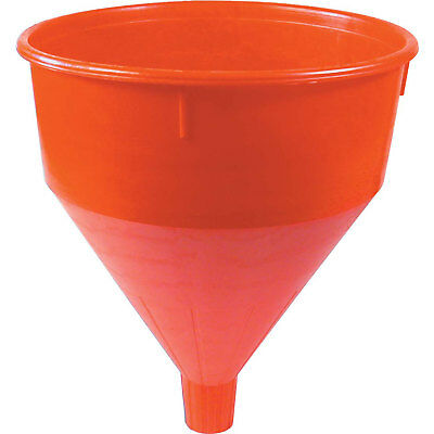 Allstar Performance ALL40100 Plastic Funnel 6 Qt With Brass Screen