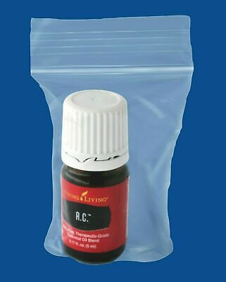 """12000 2""""x3"""" BAGS Clear 4MIL Small PHARMACY RECLOSABLE Plastic Baggies"""