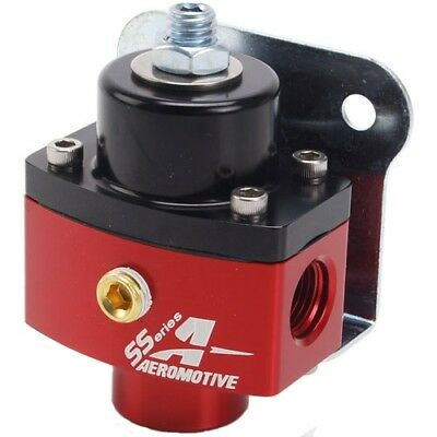 Aeromotive 13201 2-Port Adjustable Fuel Pressure Regulator
