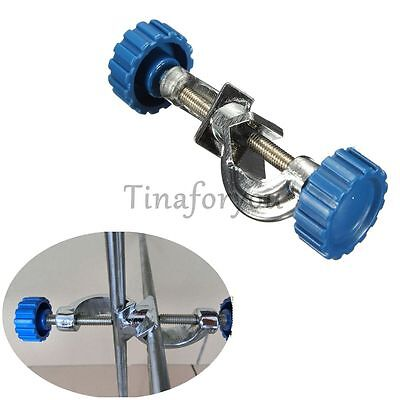 Lab Stand BOSS HEAD Clamp Holder Laboratory Metal Grip Support Right Angle Clip.