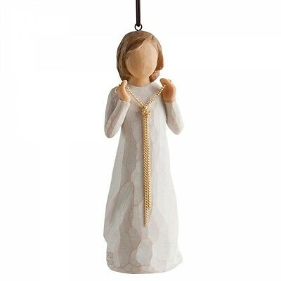 Willow Tree Demdaco *Truly Golden* Hanging Ornament New Boxed 27273