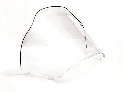 "Ski-Doo Formula 380, Deluxe, 2000-2001 21"" Clear Windshield - NEW"