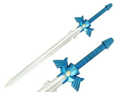 "43"" Legend of Zelda Hylian Twilight Master Princess Link PU Foam Sword Halloween"