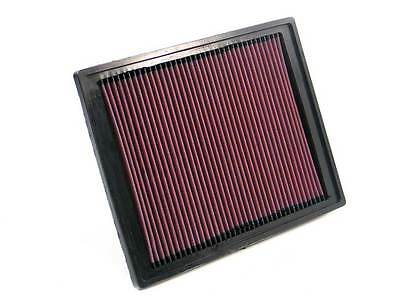 K&N Air Filter Element 33-2337 (Performance Replacement Panel Air Filter)