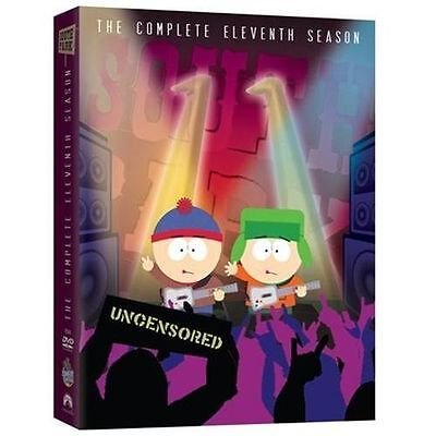 South Park: The Complete Eleventh Season New DVD! Ships Fast!