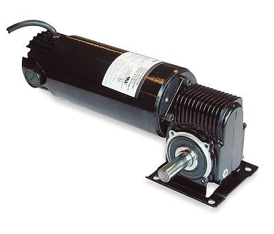 Dayton Model 3XA80 DC Gear Motor 60 RPM 1/8 hp TENV 90VDC
