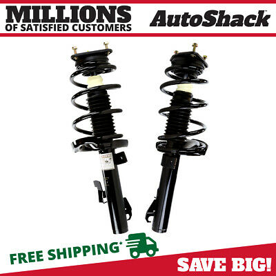 Set of 2 Front Quick Install Complete Strut and Spring Assembly for a Mazda 3 5