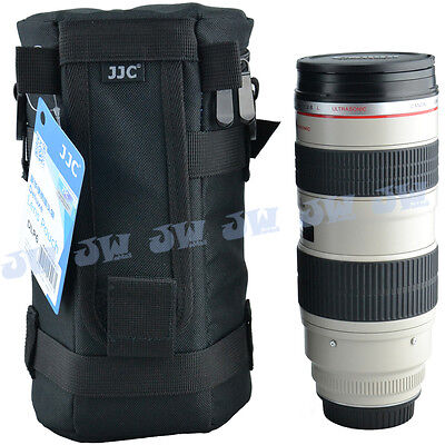 JJC Deluxe Lens Pouch for CANON ZOOM LENS EF 100-400mm 1:4.5-5.6L IS ULTRASONIC
