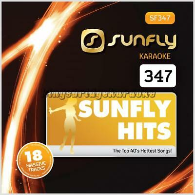 Musical Instruments & Gear Romantic Sunfly Karaoke Hits 349 Cdg 18 Chart Tracks March 2015 Sf349 Cd+g Disc Pop Special Buy