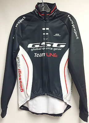 Spider Design Thunder Windproof Cycling Jacket Made in Italy by GSG