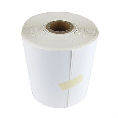 "4 Rolls 250 4"" x 6"" Zebra 2844 Eltron Direct Thermal Shippin Printer 1000 Labels"
