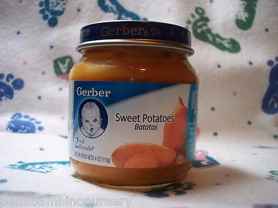 ~FaKe BaBy FoOd  MUST SEE LOOKS REAL SwEeT PoTaToEs~