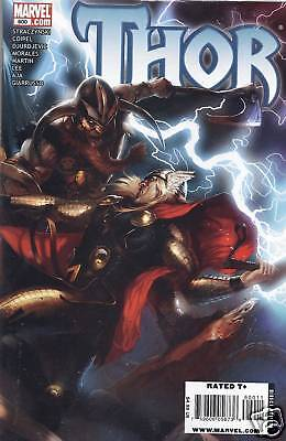 Thor comic issue 600 variant