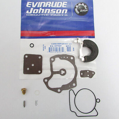 Johnson/Evinrude/OMC New OEM KIT AY,CARB REPAIR 0437327, 437327