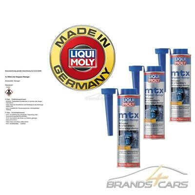 3x 300ml liqui moly injection injection reiniger. Black Bedroom Furniture Sets. Home Design Ideas