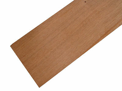 Mahogany Wood Panels 100mm x 915mm x 6mm - Pack of 5 Sheets MAH44X5