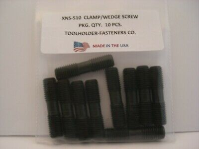 10 Pieces XNS-510 Clamp/Wedge Screw