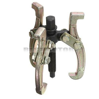 """3"""" 75mm Bearing Gear Puller 3 Jaw with Reversible Legs Pulling Auto Tool Set Kit"""