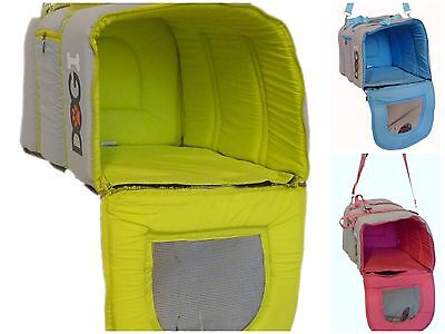 Urban Living Cushioned Padded Pet Carrier for Small Dog Cat Rabbit