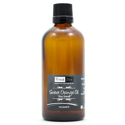50ml Sweet Orange Pure Essential Oil