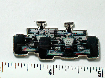 Mercedes Benz F1 Race Car Automobile Pin  Badge Mobil 1 Sievers  (M100a)