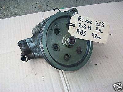 Rover 600 1995-1996 2.3 Pas Power Steering Pump Honda Engine Type ,120 Mm Pulley