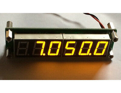 1MHz ~ 1GHz RF Singal Frequency Counter Tester Meter Digital LED for Ham Radio Y