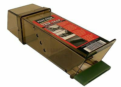 Procter Pest Stop Easy To Use Hygienic Humane Mice Mouse Trip Trap