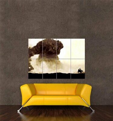 Batman Vs Spawn Horror Gothic New Giant Art Print Poster Picture Wall G109