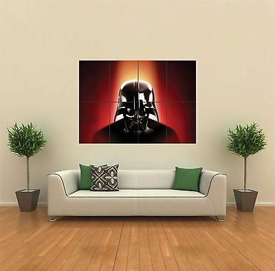 Star Wars Darth Vader New Giant Large Art Print Poster Picture Wall G481