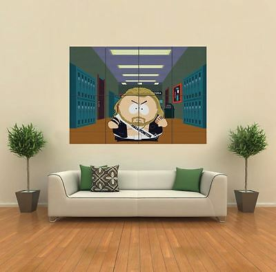 South Park Hall Monitor Cman New Giant Art Print Poster Picture Wall G478