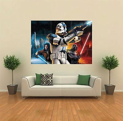 Star Wars Battlefront New Giant Large Art Print Poster Picture Wall X1407