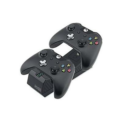 Games Power XB780 Dual Charge Xbox One Controller Charger Includes Batteries New