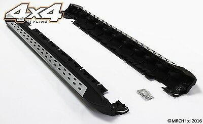 For Mercedes GLK X204 Side Steps Running Boards Set