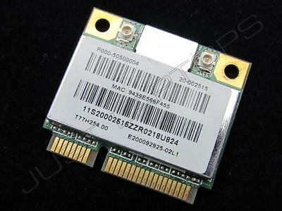 New IBM Lenovo Ideapad Z575 Mini PCI Express WiFi 820.11b/g/n Card T77H254.00