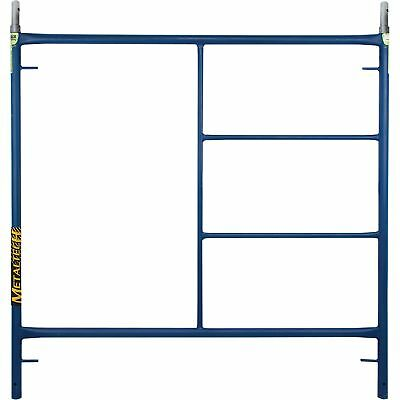 Metaltech Mason Scaffold Frame Section-60inW x 60inH #M-MF6060PS-A