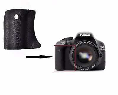 Brand New Right Grip Rubber Repair Part For Canon EOS 550D 600D DSLR