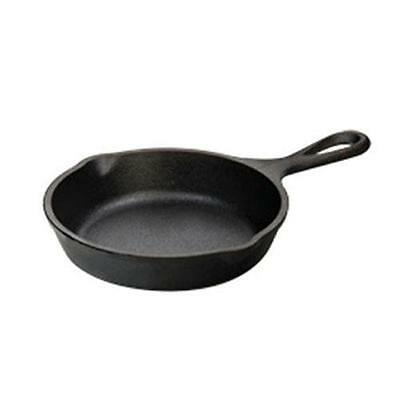 Lodge - H5MS - 5 in Cast Iron Skillet