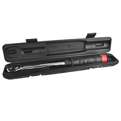 """3/8"""" Drive Torque Wrench 20 - 100NM / 15 - 74 ft/lbs By U.S.Pro Tools AT898"""