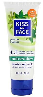 Green Tea and Bamboo Moisture Shave 3.4 oz