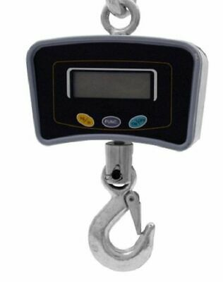 Digital Crane Scale INDUSTRIAL 500KG 1100# Electronic Hanging Portable Game NEW