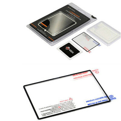 GGS 4th Generation Self-adhesive LCD Optical Glass Screen Protector For Canon 7D