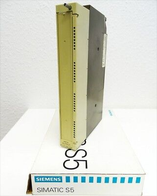 Siemens SIMATIC S5 6ES5 441-7LA12 6ES5441-7LA12 E-Stand: 01 Dig.Out -unused/OVP-